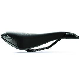 Selle Italia S 5 Superflow - 145mm - Black/Hi-Viz