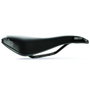 Selle Italia Selle Italia S 5 Superflow Saddle - 145mm - Black/Hi-Viz
