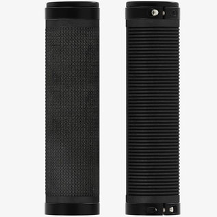 Brooks Brooks Cambium Rubber Grips 130/130 mm All Black/All Weather