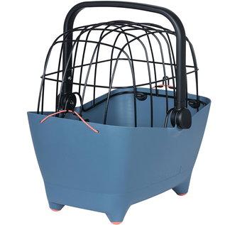 Basil Basil Buddy Front Basket - Blue