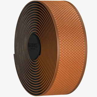 Brooks Brooks Cambium Rubber Bar Tape - Orange