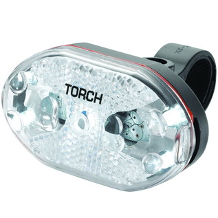Torch Torch Bright 5X Front Flashing light - White