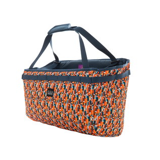 Brompton Brompton Borough Basket Bag L - Liberty Metropolis
