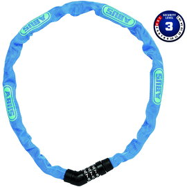 Abus Steel-O-Chain 4804C - 75cm, Blue