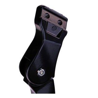 Evo EVO Adjustable Direct Mount Kickstand - 18mm, Black