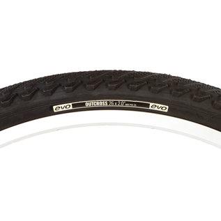 Evo EVO, Outcross, Tire, 700x42C, Wire, Clincher, Black