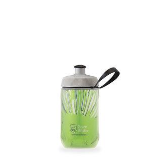 Polar Bottle Polar Bottle, Kid's Insulated Water Bottle, 350ml, Cyber Lime