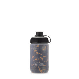 Polar Bottle Breakaway Muck, Insulated, 350ml / 12oz - Charcoal/Copper