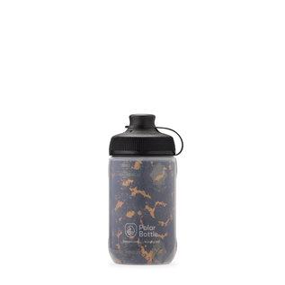 Polar Bottle Polar Bottle, Breakaway Muck, Insulated, 350ml/ 12oz - Charcoal/Copper