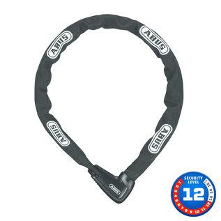 Abus Abus, Steel-O-Chain 9809, Key Lock, 9mm x 110cm, Black