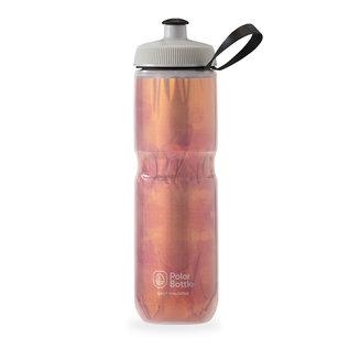 Polar Bottle Polar Bottle, Insulated 24oz, Water Bottle, Blood Orange