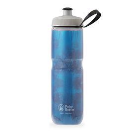 Polar Bottle Insulated, 710ml / 24oz - Electric Blue