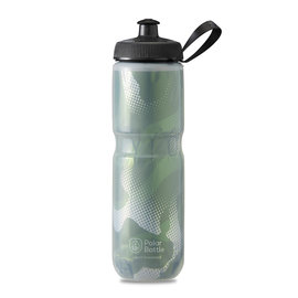 Polar Bottle Insulated, 710ml / 24oz - Olive Green/Silver