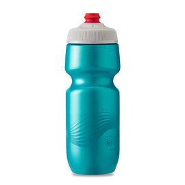 Polar Bottle Breakaway, 710ml / 24oz - Teal/Silver