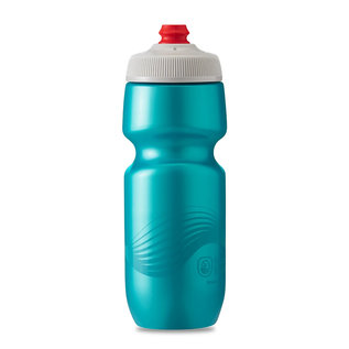 Polar Bottle Polar, Breakaway 24oz, Water Bottle, Teal - Silver
