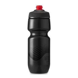 Polar Bottle Polar, Breakaway 24oz, Water Bottle, Charcoal - Black