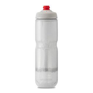 Polar Bottle Polar, Breakaway Insulated 24oz, Water Bottle, White - Silver