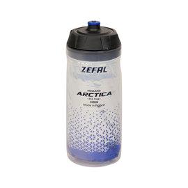 Zefal Arctica 55, Insulated bottle, 550ml, Silver-Blue