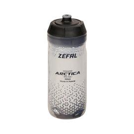 Zefal Arctica 55, Insulated bottle, 550ml, Silver-Black