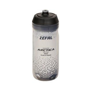 Zefal Zefal, Arctica 55, Insulated bottle, 550ml, Silver-Black
