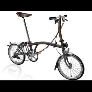 Brompton 2022 Brompton Bike Pre-Order - Standard Finish