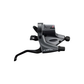 Shimano SHIFT/BRAKE LEVER, ST-RS200-R, CLARIS, 8-SPEED, W