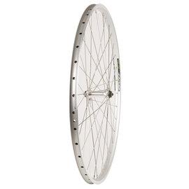 Wheel Shop Tour 19 Silver/ Formula FM-21-QR, Wheel, Front, 700C / 622, Holes: 36, QR, 100mm, Rim