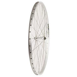 Wheel Shop Evo Tour 19 Silver/ Formula FM-21-QR, Wheel, Front, 700C / 622, 100mm, Rim