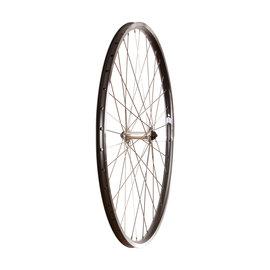 Wheel Shop Tour 19 Black/ Formula FM-21-QR, Wheel, Front, 700C / 622, Holes: 36, QR, 100mm, Rim