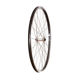 Wheel Shop Evo Tour 19 Black/ Formula FM-21-QR, Wheel, Front, 700C / 622, 100mm, Rim