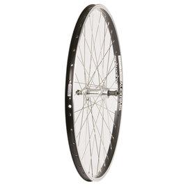 Wheel Shop Alex DM18 Black/ Formula FM-31-QR, Wheel, Rear, 26'' / 559, Holes: 36, QR, 135mm, Rim, Freewheel