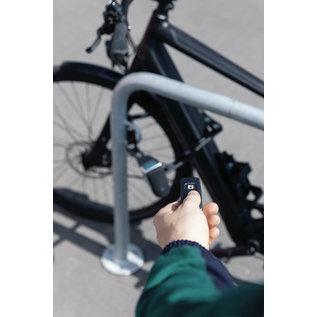 Abus Abus Bordo 6500A SmartX Folding Lock 110cm Black with Remote