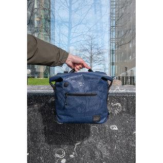 Brompton Brompton Borough Waterproof Bag S - Navy