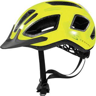 Serfas Serfas Metro Helmet - Hi-Viz Yellow