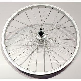 "Tern 20"", Rear, Freewheel, 7spd, SW, 28H, Nutted - Tern Link B7/C7 - Silver"