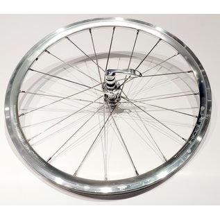 Kinetix Kinetix Pro 20H Front Wheel - Silver