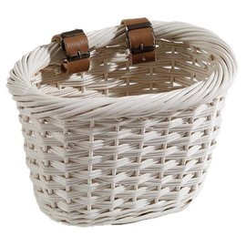 Nantucket Cliff Road Kids Wicker Basket