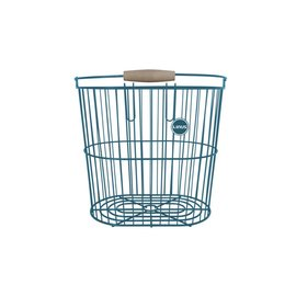 LINUS Rear Wire Basket Teal
