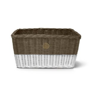 LINUS Farmers Basket - Grey/White