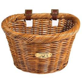 Nantucket Cisco, D-shape Front Basket