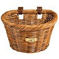 Nantucket Cisco, D-shape Front Basket