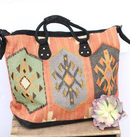 Punchy's Mojave Carpet Weekender Bag