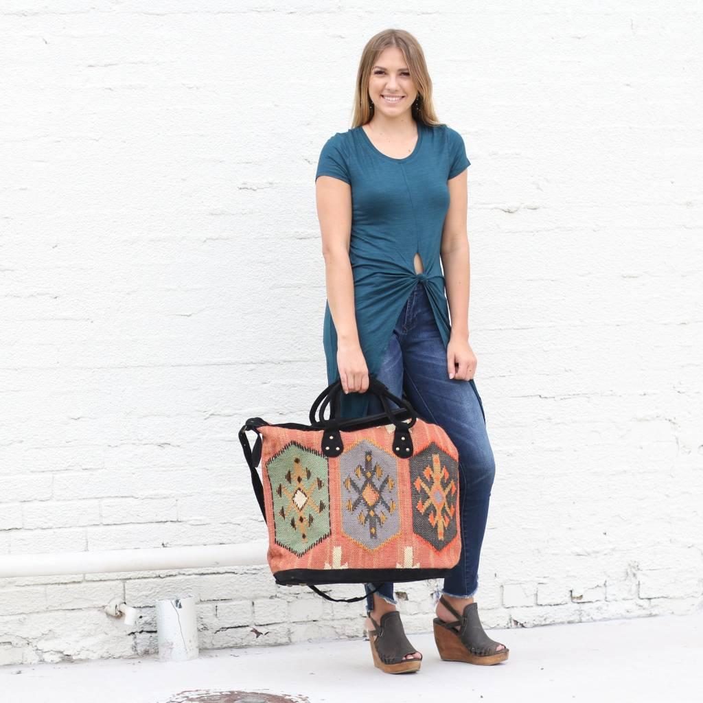 Punchy's Mojave Carpet Weekender Bag