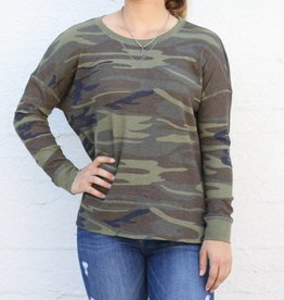 Punchy's The Camo Side Slit Thermal