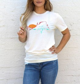 Punchy's Punchy's Desert Sunset Graphic Tee