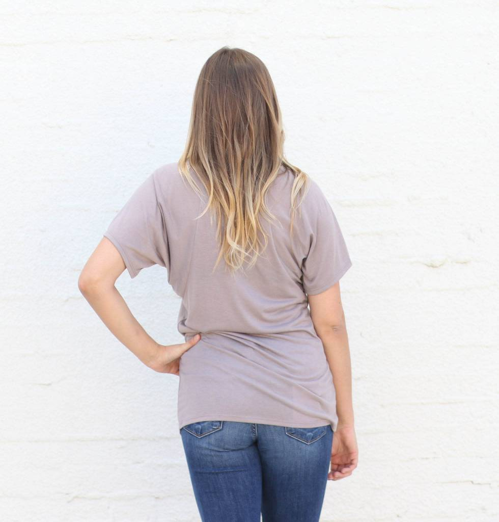 Punchy's Punchy's Desert Sunset Flowy Graphic Tee