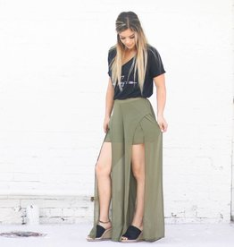 Punchy's Olive Show Stopper Pants