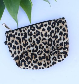 Punchy's Small Leopard Travel Pouch