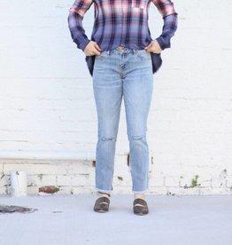 Punchy's Dear John Erin Slim Straight Jean