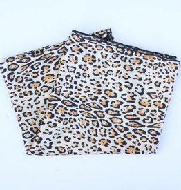 Punchy's Leopard Print Wild Rag
